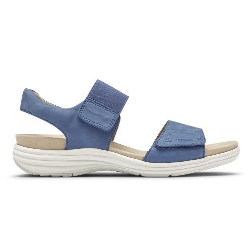 BLUE BEAUMONT TWO STRAP - Perspective 2