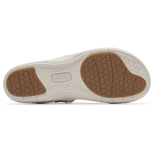 WHITE RUBEY INSTEP STRAP - Perspective 4