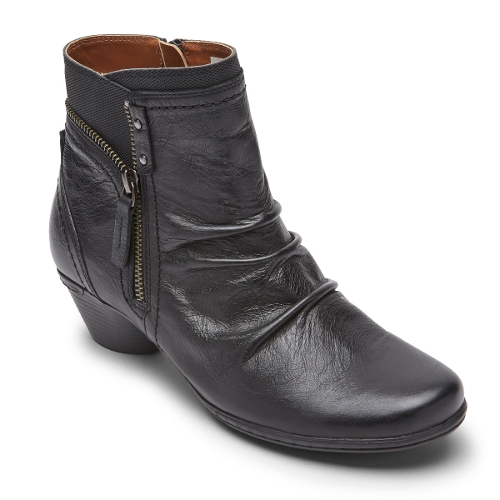 BLACK LAUREL BOOTIE