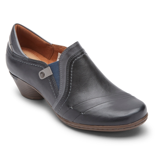 BLUE LAUREL SLIP-ON