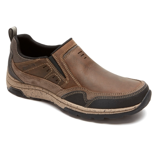 Picture of TAUPE TRUKKA SLIP ON
