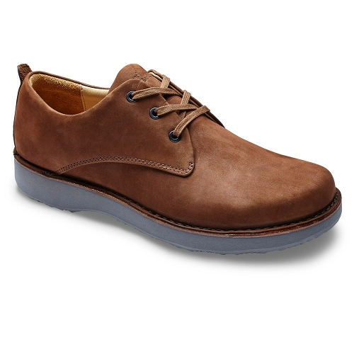 BROWN NUBUCK HUBBARD FREE