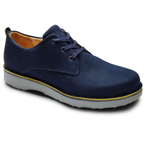 Picture of NAVY NUBUCK HUBBARD FREE