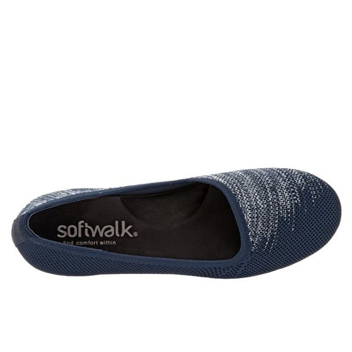 DARK NAVY KNIT SICILY - Perspective 3