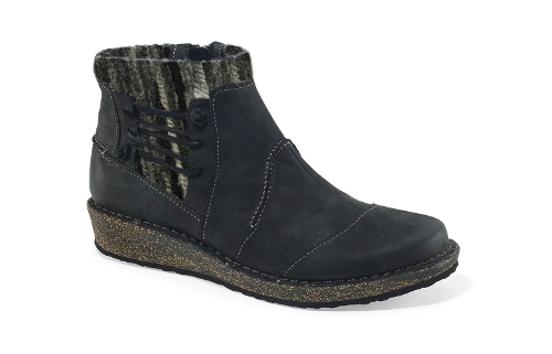 Picture of BLACK NUBUCK TESSA