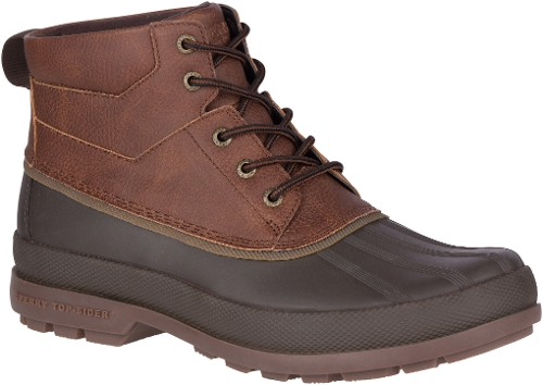 BROWN/COFFEE COLD BAY CHUKKA