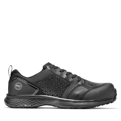 Picture of BLACK/GRAY REAXION LOW